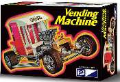 MPC 1/25 871 Coca Cola Vending Machine Show Rod - Steve Tansy