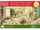 Plastic Soldier Company 1/72 WW2020002 Late War British Infantry 1944-45