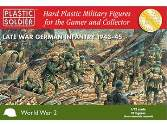 Plastic Soldier Company 1/72 WW2020003 Late War German Infantry 1943-45