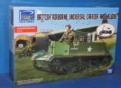 Riich Models 1/35 35034 British Airborne Universal Carrier Mk III and welbike