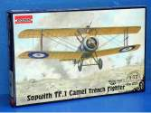 Roden 1/72 052 Sopwith Camel TF1 Trench Fighter