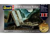 Revell 1/40 00017 M48 & Scissors Bridge