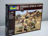 Revell 1/76 02616 German Africa Corps WWII