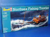 Revell 1/142 05204 Northsea Fishing Trawler