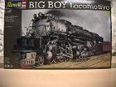 Revell 1/87 2165 Big Boy Locomotive