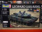Revell 1/72 3187 LEOPARD 2 A5 / A5 NL