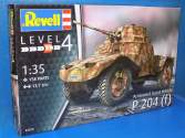 Revell 1/35 3259 Armoured Scout Vehicle P204(f)