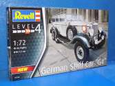 Revell 1/72 3268 German Staff Car G4