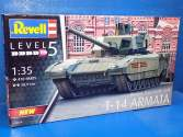 Revell 1/35 3274 Russian Main Battle Tank T-14 ARMATA