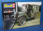 Revell 1/35 3285 Model T 1917 Ambulance