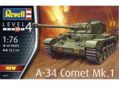 Revell 1/76 3317 A-34 Comet Mk.1