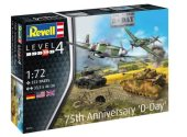 Revell 1/72 3352 75 Years Anniversary D-Day Set