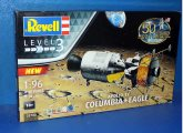 Revell 1/96 3700 Apollo 11 Columbia & Eagle Gift Set