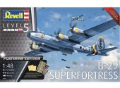 Revell 1/48 3850 B-29 Superfortress - Platinum Edition