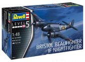 Revell 1/48 3854 Beaufighter IF Nightfighter