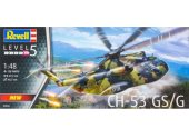Revell 1/48 3856 Sikorsky CH-53 GS/G