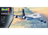 Revell 1/144 3872 Airbus A380-800 Lufthansa New Livery