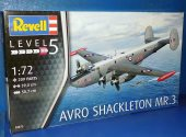 Revell 1/72 3873 Avro Shackleton MR.3