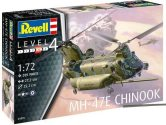 Revell 1/72 3876 MH-47E Chinook