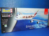 Revell 1/144 3882 A380-800 Emirates - 'Wild Life'