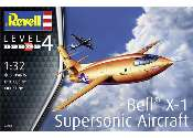 Revell 1/32 3888 Bell X-1 (1rst Supersonic)