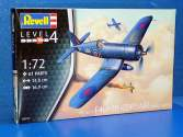 Revell 1/72 3917 F4U-1B Corsair Royal Navy