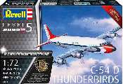 Revell 1/72 3920 C-54D Thunderbirds Platinum Edition