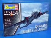Revell 1/72 3933 Dornier Do-17 Z-10 Kauz