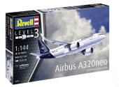 Revell 1/144 3942 Airbus A320 Neo Lufthansa New Livery
