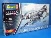 Revell 1/48 3943 Bristol Beaufighter TF. X