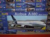 "Revell 1/144 4218 Airbus A380 Design New livery ""First Flight"""