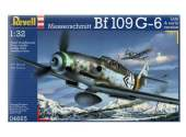 Revell 1/32 4665 Messerschmitt Bf109 G-6 Late & early version