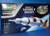 Revell 1/144 4909 Apollo Saturn V