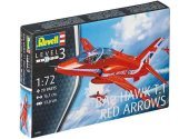 Revell 1/72 4921 BAe Hawk T.1 Red Arrows
