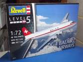 Revell 1/72 4947 DC-4 Balair / Iceland Airways