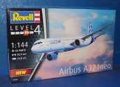 Revell 1/144 4952 Airbus A321 Neo