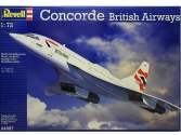 Revell 1/72 4997 Concorde British Airways
