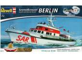 Revell 1/72 5211 Search & Rescue Vessel BERLIN