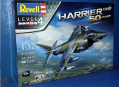 Revell 1/32 5690 Harrier GR.1 Gift Set