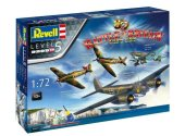 Revell 1/72 5691 80th Anniversary Battle Of Britian Gift Set (4 Model Kits)