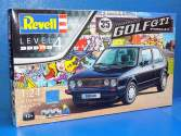 Revell 1/24 5694 VW Golf 1 GTI Pirelli - 35 Years