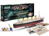 Revell 1/400 5715 RMS Titanic - 100th anniversary edition Gift Set