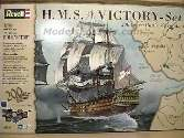 Revell 1/225 5758 HMS Victory Gift Set