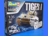 Revell 1/35 5790 Tiger I Ausf.E 75th Anniversary Gift Set