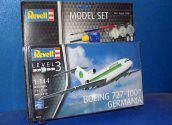 Revell 1/144 63946 Boeing 727-100 Germania Gift Set