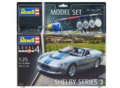 Revell 1/25 67039 Shelby Series I Gift Set