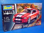 Revell 1/25 7044 2010 Ford Shelby GT 500