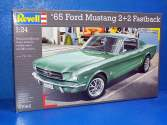 Revell 1/24 7065 1965 Ford Mustang 2+2 Fastback
