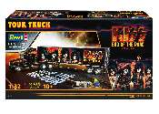 Revell 1/32 7644 KISS Tour Truck Gift Set