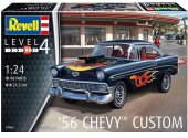 Revell 1/24 7663 56 Chevy Customs